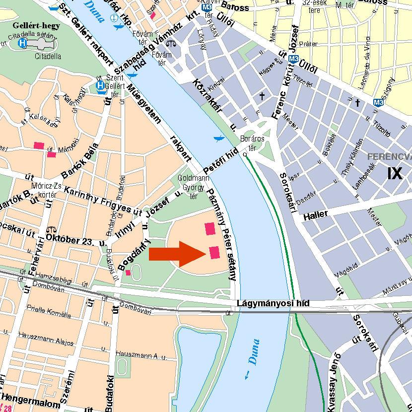 elte térkép ELTE IK Déli épület térkép   immanuel60.hu elte térkép