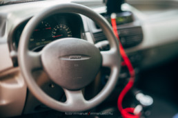 Fiat Punto II 1.2 16V HLX kormány légzsák