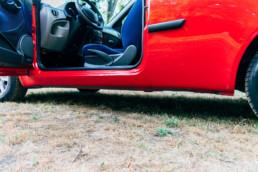 Fiat Punto II 1.2 16V HLX bal küszöb