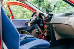 Fiat Punto II 1.2 16V HLX jobb első ülés