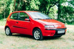 Fiat Punto II 1.2 16V HLX bal ajtó