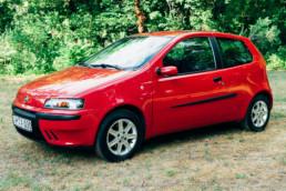 Fiat Punto II 1.2 16V HLX irányjelző